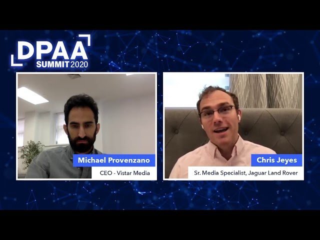 Michael Provenzano And Chris Jeyes - Speed, Agility, and the Power of DOOH