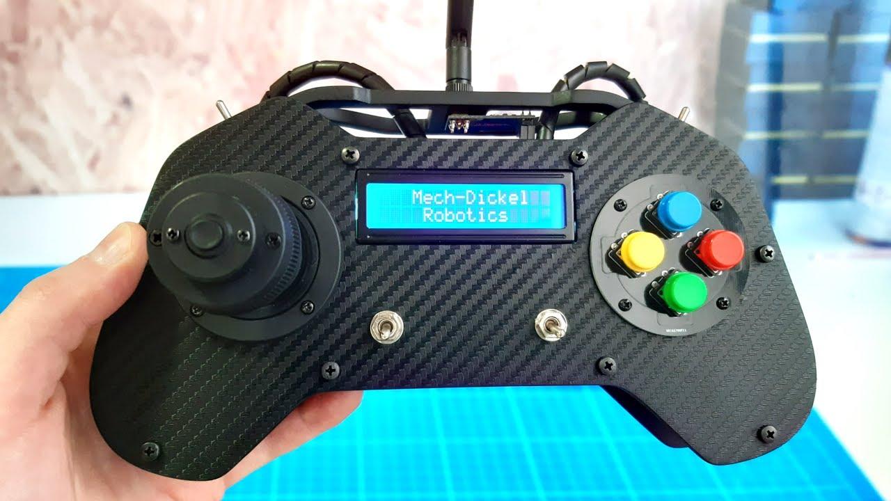 DIY remote controller (Arduino + nRF24L01)