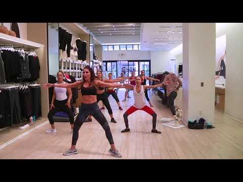 Ballet Bootcamp Calvin Klein September 28th 2017