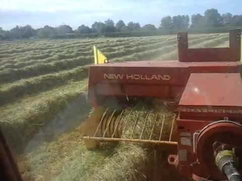 New holland 370 baler manual