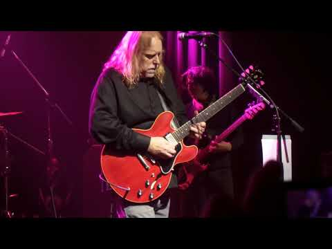 Warren Haynes n Dave Grohl n Friends - All Apologies - 12-9-18 Pop Up Snow Jam Orange Peel