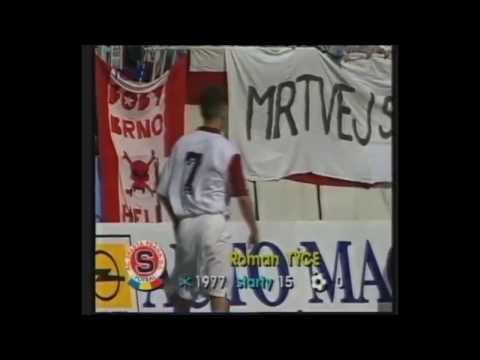 FC Boby Brno-AC Sparta Praha 1:0(0:0) 1995/1996