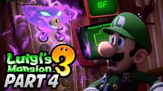 "[🔴LIVE] ""GETTING TO THE GOOD STUFF!"" - Luigi's Mansion 3 (Story Mode) Playthrough - Part 4"