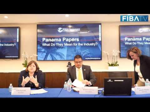 The panama papers , What do they mean for the industry? Webinar