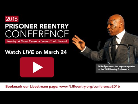 2016 Prisoner Reentry Conference #Reentry2016