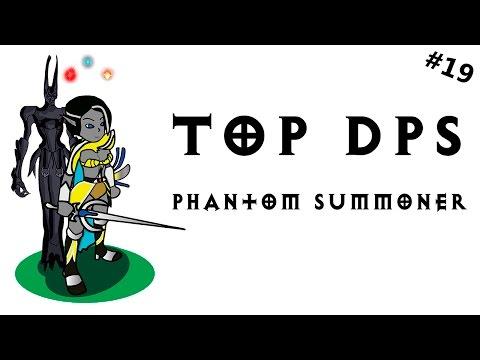 Top DPS - Phantom Summoner - Lineage 2