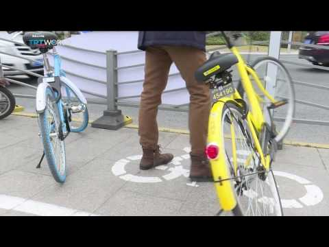 Money Talks: China's bike sharing startups