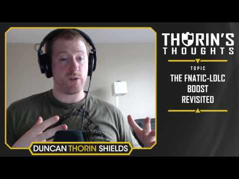 Thorin's Thoughts - Revisiting the FNATIC-LDLC Boost (CS:GO)
