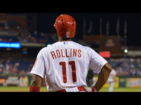 MLB | Jimmy Rollins Highlights
