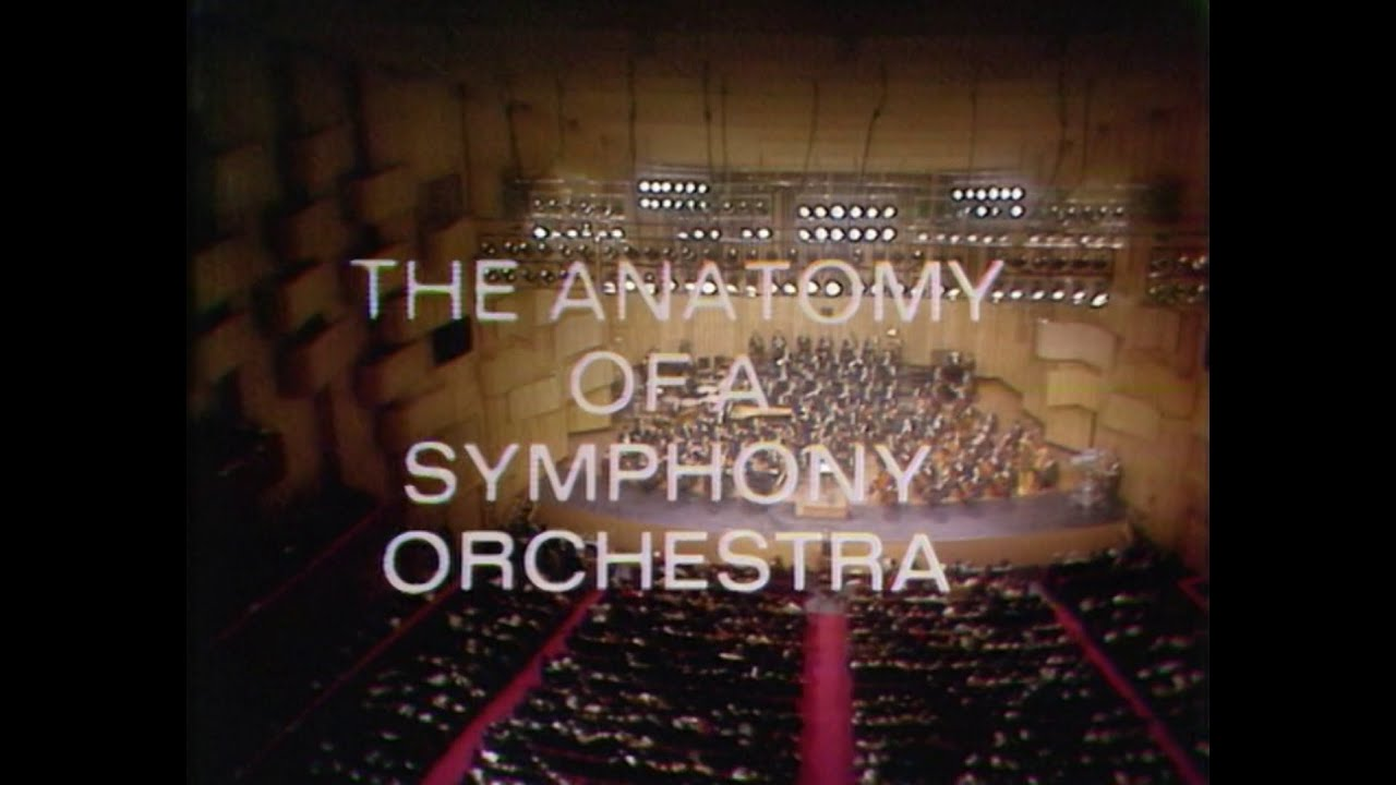 Young People\'s Concerts: The Anatomy of a Symphony Orchestra ...