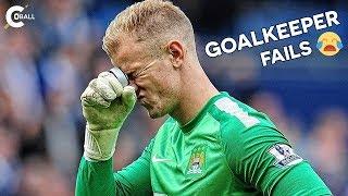 15 Funny Worst Football Goalkeeper mistakes - Football Fail Goalkeeper 2018