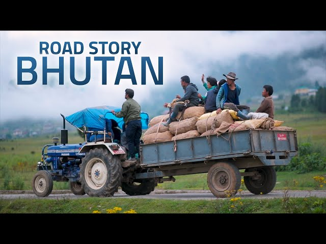 Ethereal: Finding Happiness - My Bhutan Road Story