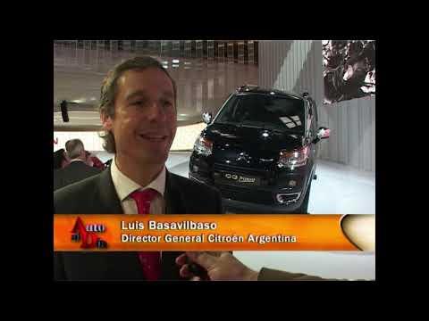 CITROËN EN EL SALÓN DE PARÍS 2008. AUTO AL DÍA RETRO (1.11.2008)