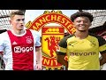 Manchester United Transfer Targets Summer 2019 - Transfer News