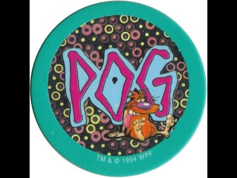 Top 10 Pogs Designs from the 90s (Collectible Milk Caps)