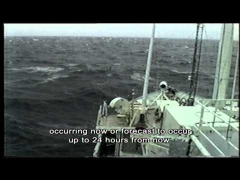 Safe Boating Week PSA: Thunderstorm Safety: Marine Forecast