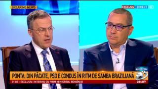 Victor Ponta, dezvăluiri despre Mihai Tudose