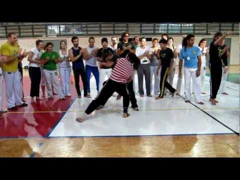 Tunan 2012 Capoeira