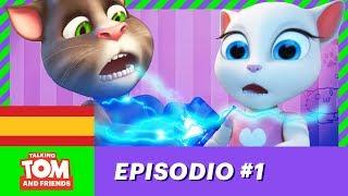 Tom No-Talking - Talking Tom and Friends (Episodio 1 - Temporada 1)