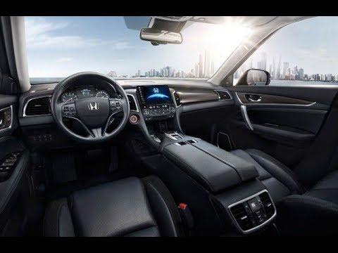 2018 Honda avancier Interior