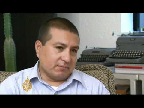Reporting against deadly odds in Mexico
