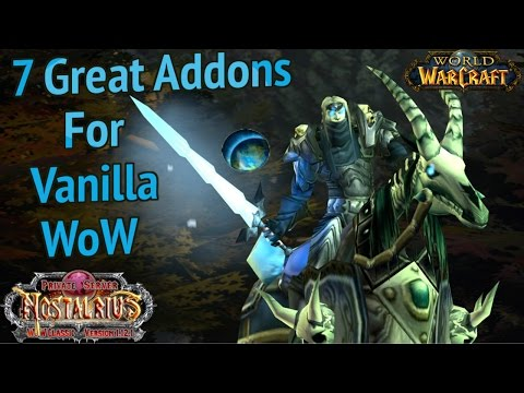 7 More Addons for Vanilla WoW 1.12.1 That Will Make Your Life Easy