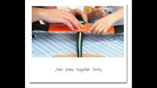 How To Fix A Polystyrene Plane - Uhu Expanded Polystyrene - Uhu Por - English Text