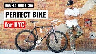 NYC Bike Build: My dream bike for New York City, Brooklyn