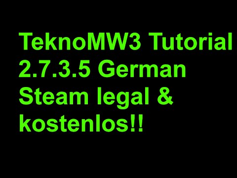 TeknoMW3 Installation Tutorial - 2.7.3.11 | Doovi