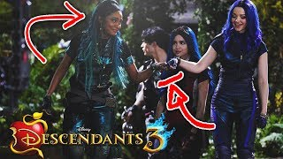 UMA TURNS *GOOD* IN DESCENDANTS 3!!