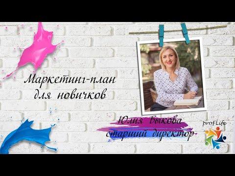 Маркетинг для новичков Фаберлик. Юлия Быкова.