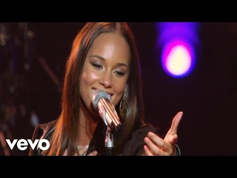 Alicia Keys  Empire State of Mind  You Dont Know My Name Medley
