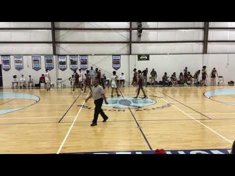 BHS Boys Varsity vs Brandon Academy 1/25/21 (3rd Quarter)