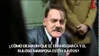 TDATM- Hitler (modest) se entera de que larry garcho en la 322.