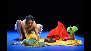 Teaser Chiffonnade (danse dès 1an) -  Carré Blanc Cie Michèle Dhallu