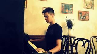 """Beautiful tatar song """"Zhidegen chishme"""". Solo piano ver."""