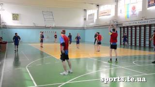Чемпіонат області з гандболу серед ВНЗ. ТНЕУ2 - ТНТУ