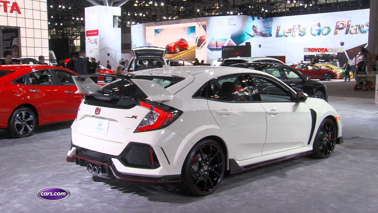 2017 Honda Civic Type R Review First Impressions
