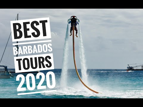 TOP THINGS TO DO IN BARBADOS ] JETBLADE BARBADOS 2018