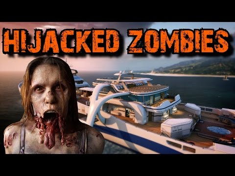 HIJACKED ZOMBIES: Black Ops 2 Re-Make! ★ Call of Duty Custom Zombies Maps/Mods Gameplay