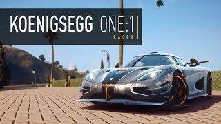 Need for Speed Rivals - Koenigsegg One:1 Gameplay Trailer