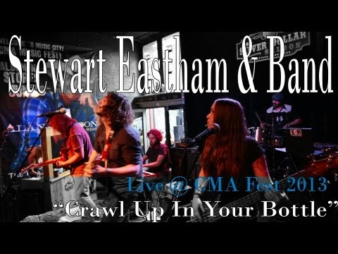 Crawl Up In Your Bottle - LIVE @ CMA Fest 2013