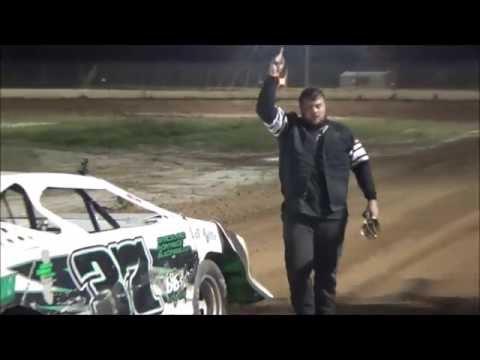 Tyler Sistrunk Motorsports - Putnam County Speedway - VIctory Lane - 9-24-2016