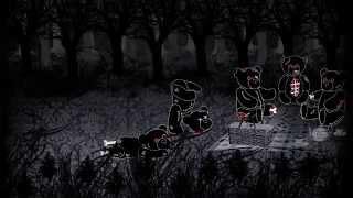 Zombie Teddy Picnic Animation