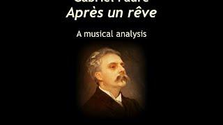 Baixar Gabriel Fauré Après un rêve analysis