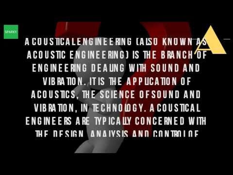 What Is An Acoustical Engineer?