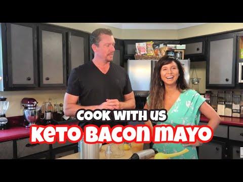 how-to-make-bacon-mayo- -keto-kitchen-{fail?}