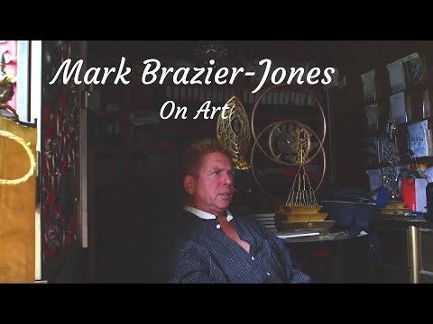 Mark Brazier-Jones' Art