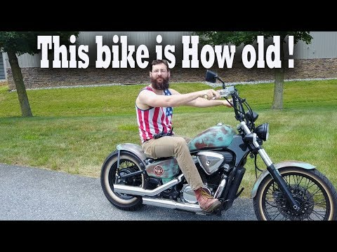 Watch this before you buy A bobbed out Rat Bike