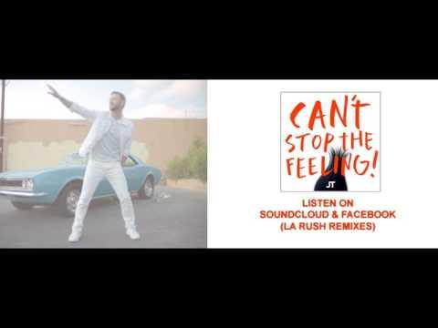 JT - Cant Stop The Feeling (LA Rush Club Mix)